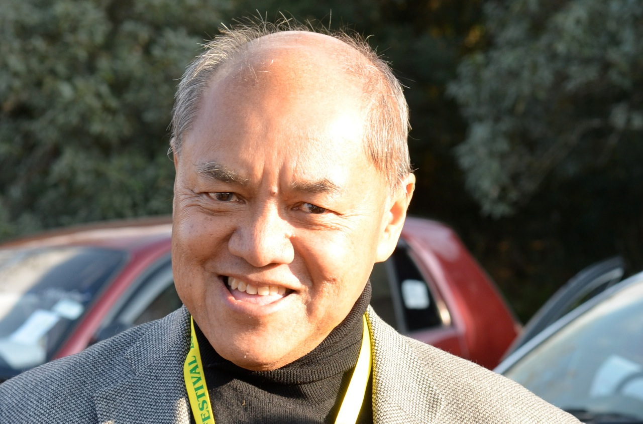 Mr. Phrang Roy is the chairperson of NESFAS. He will be giving a presentation at the event.